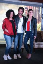 Alia Bhatt, Shahrukh Khan, Gauri Shinde at Dear Zindagi press meet on 22nd Nov 2016 (74)_58353735afe73.JPG
