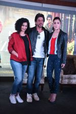 Alia Bhatt, Shahrukh Khan, Gauri Shinde at Dear Zindagi press meet on 22nd Nov 2016 (75)_58353767589d2.JPG