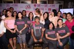 Anusha Dandekar and Milind Soman at Pinkathon press meet on 22nd Nov 2016 (21)_58353ac8373f1.JPG