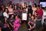 Anusha Dandekar and Milind Soman at Pinkathon press meet on 22nd Nov 2016 (23)_58353ad0a796e.JPG