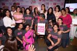 Anusha Dandekar and Milind Soman at Pinkathon press meet on 22nd Nov 2016 (25)_58353ad14af6d.JPG