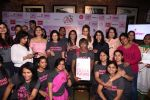 Anusha Dandekar and Milind Soman at Pinkathon press meet on 22nd Nov 2016 (29)_58353ad26e0ad.JPG