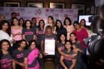 Anusha Dandekar and Milind Soman at Pinkathon press meet on 22nd Nov 2016 (31)_58353ad2efba8.JPG