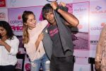 Anusha Dandekar and Milind Soman at Pinkathon press meet on 22nd Nov 2016 (40)_58353a83b66e5.JPG