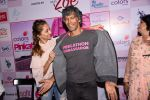 Anusha Dandekar and Milind Soman at Pinkathon press meet on 22nd Nov 2016 (42)_58353a8446635.JPG