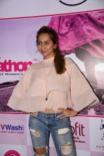 Anusha Dandekar at Pinkathon press meet on 22nd Nov 2016 (71)_58353ae14844f.JPG