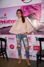 Anusha Dandekar at Pinkathon press meet on 22nd Nov 2016 (73)_58353ae1d0d33.JPG