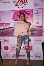 Anusha Dandekar at Pinkathon press meet on 22nd Nov 2016 (77)_58353ae41f1a5.JPG