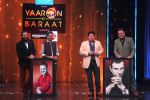Boman Irani and Rajkumar Hirani on the sets of Yaaron Ki Baraat on 22nd Nov 2016