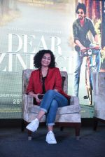 Gauri Shinde at Dear Zindagi press meet on 22nd Nov 2016 (35)_583536df29729.JPG