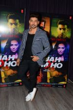 Gurmeet Choudhary at Wajah Tum Ho film promotions in Mumbai on 22nd Nov 2016 (30)_58353b7586762.JPG