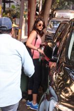 Ileana D Cruz snapped post workout on 22nd Nov 2016 (2)_583537ef728fc.JPG