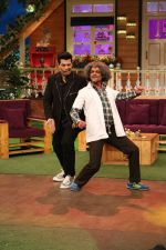 Karan Johar on the sets of The Kapil Sharma Show on 22nd Nov 2016 (5)_58352b7edb8aa.JPG