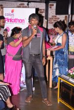 Milind Soman at Pinkathon press meet on 22nd Nov 2016 (95)_58353a9122440.JPG