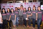 Milind Soman at Pinkathon press meet on 22nd Nov 2016