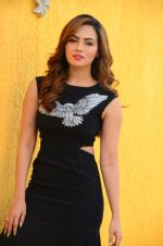 Sana Khan at Wajah Tum Ho film promotions in Mumbai on 22nd Nov 2016 (45)_58353c6e2392f.JPG
