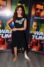 Sana Khan at Wajah Tum Ho film promotions in Mumbai on 22nd Nov 2016 (16)_58353c4f34075.JPG