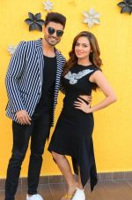 Sana Khan, Gurmeet Choudhary at Wajah Tum Ho film promotions in Mumbai on 22nd Nov 2016 (78)_58353c80dce56.JPG