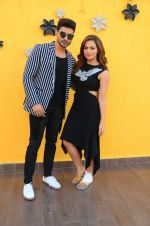 Sana Khan, Gurmeet Choudhary at Wajah Tum Ho film promotions in Mumbai on 22nd Nov 2016 (79)_58353b79c15a5.JPG