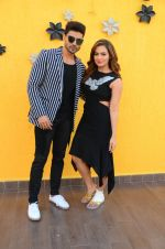 Sana Khan, Gurmeet Choudhary at Wajah Tum Ho film promotions in Mumbai on 22nd Nov 2016 (80)_58353c817c953.JPG