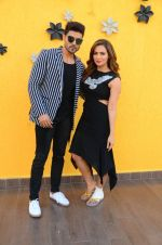 Sana Khan, Gurmeet Choudhary at Wajah Tum Ho film promotions in Mumbai on 22nd Nov 2016 (81)_58353b7a5e0f9.JPG