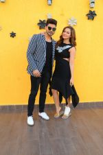 Sana Khan, Gurmeet Choudhary at Wajah Tum Ho film promotions in Mumbai on 22nd Nov 2016 (82)_58353c823122d.JPG
