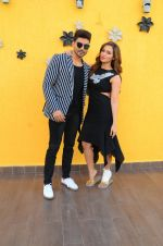 Sana Khan, Gurmeet Choudhary at Wajah Tum Ho film promotions in Mumbai on 22nd Nov 2016 (83)_58353b7b08846.JPG
