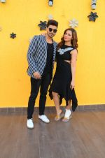 Sana Khan, Gurmeet Choudhary at Wajah Tum Ho film promotions in Mumbai on 22nd Nov 2016 (84)_58353c82c42a3.JPG