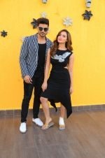 Sana Khan, Gurmeet Choudhary at Wajah Tum Ho film promotions in Mumbai on 22nd Nov 2016 (88)_58353c84ae25c.JPG