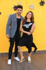 Sana Khan, Gurmeet Choudhary at Wajah Tum Ho film promotions in Mumbai on 22nd Nov 2016 (90)_58353c8552e84.JPG