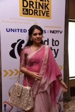 Shaina NC at NDTV Don_t drink and drive meet on 22nd Nov 2016 (85)_583537d0a2697.JPG