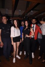 Vindu Dara Singh, Claudia Ciesla, Elli Avram, Andy, Gauhar Khan at Opa Anniversary bash hosted by Andi on 22nd Nov 2016 (102)_583539f5d0964.JPG