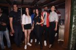 Vindu Dara Singh, Claudia Ciesla, Elli Avram, Andy, Gauhar Khan at Opa Anniversary bash hosted by Andi on 22nd Nov 2016