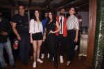 Vindu Dara Singh, Claudia Ciesla, Elli Avram, Andy, Gauhar Khan at Opa Anniversary bash hosted by Andi on 22nd Nov 2016 (108)_583539994f1ca.JPG
