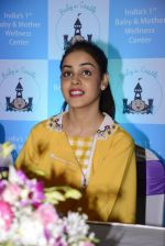 Genelia D Souza at mother baby care centre launch on 23rd Nov 2016 (12)_5836be94b4c9b.JPG