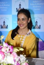 Genelia D Souza at mother baby care centre launch on 23rd Nov 2016 (10)_5836be938dd92.JPG