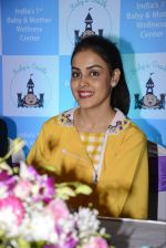 Genelia D Souza at mother baby care centre launch on 23rd Nov 2016 (11)_5836be9426642.JPG