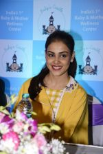 Genelia D Souza at mother baby care centre launch on 23rd Nov 2016 (4)_5836be8fa54cf.JPG