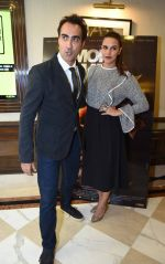 Neha Dhupia, Ranvir Shorey at Moh Maya Money premiere on 23rd Nov 2016 (1)_5836c01fd8e2a.JPG