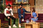 Ranveer Singh and Vaani Kapoor on the sets of The Kapil Sharma Show on 23rd Nov 2016 (16)_58368a135315c.JPG