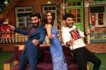 Ranveer Singh and Vaani Kapoor on the sets of The Kapil Sharma Show on 23rd Nov 2016 (22)_58368a14772b5.JPG