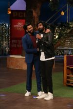 Ranveer Singh on the sets of The Kapil Sharma Show on 23rd Nov 2016 (33)_58368a3bf12e4.JPG