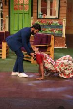 Ranveer Singh on the sets of The Kapil Sharma Show on 23rd Nov 2016 (28)_58368a362c932.JPG
