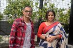 Vidya Balan, Sujoy Ghosh in Hyderabad for Kahaani 2 promotions on 23rd Nov 2016 (14)_5836bee1647ed.jpg