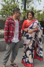 Vidya Balan, Sujoy Ghosh in Hyderabad for Kahaani 2 promotions on 23rd Nov 2016 (15)_5836bee2baf91.jpg