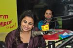 Vidya balan at Kahaani 2 Movie promotion in radio mirchi on 23rd Nov 2016 (225)_5836be771410e.JPG