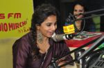Vidya balan at Kahaani 2 Movie promotion in radio mirchi on 23rd Nov 2016 (228)_5836be78cd5ca.JPG