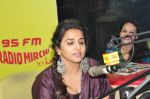 Vidya balan at Kahaani 2 Movie promotion in radio mirchi on 23rd Nov 2016 (232)_5836be7b5e7e1.JPG
