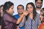 Vidya balan at Kahaani 2 Movie promotion in radio mirchi on 23rd Nov 2016 (59)_5836bdf325fc5.JPG