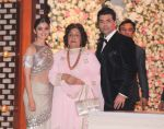 Alia Bhatt at the Ambani_s wedding party of their niece, Isheta Salgaoncar on 24th Nov 2016  (50)_58384e1b93901.JPG